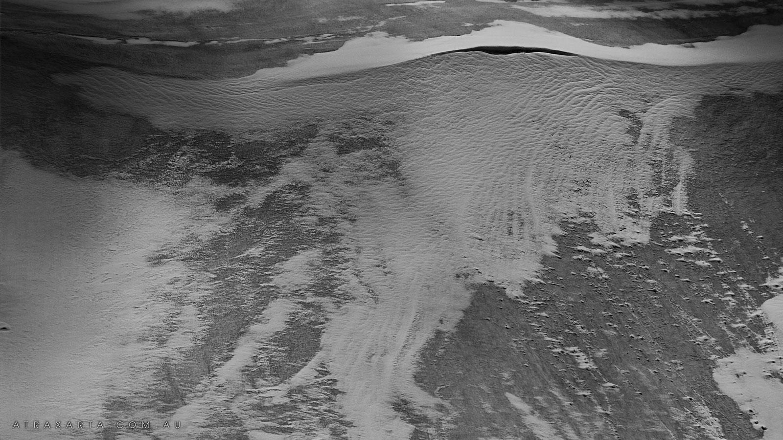 Snow Drift Granite : Australian landscape and travel photography fine art