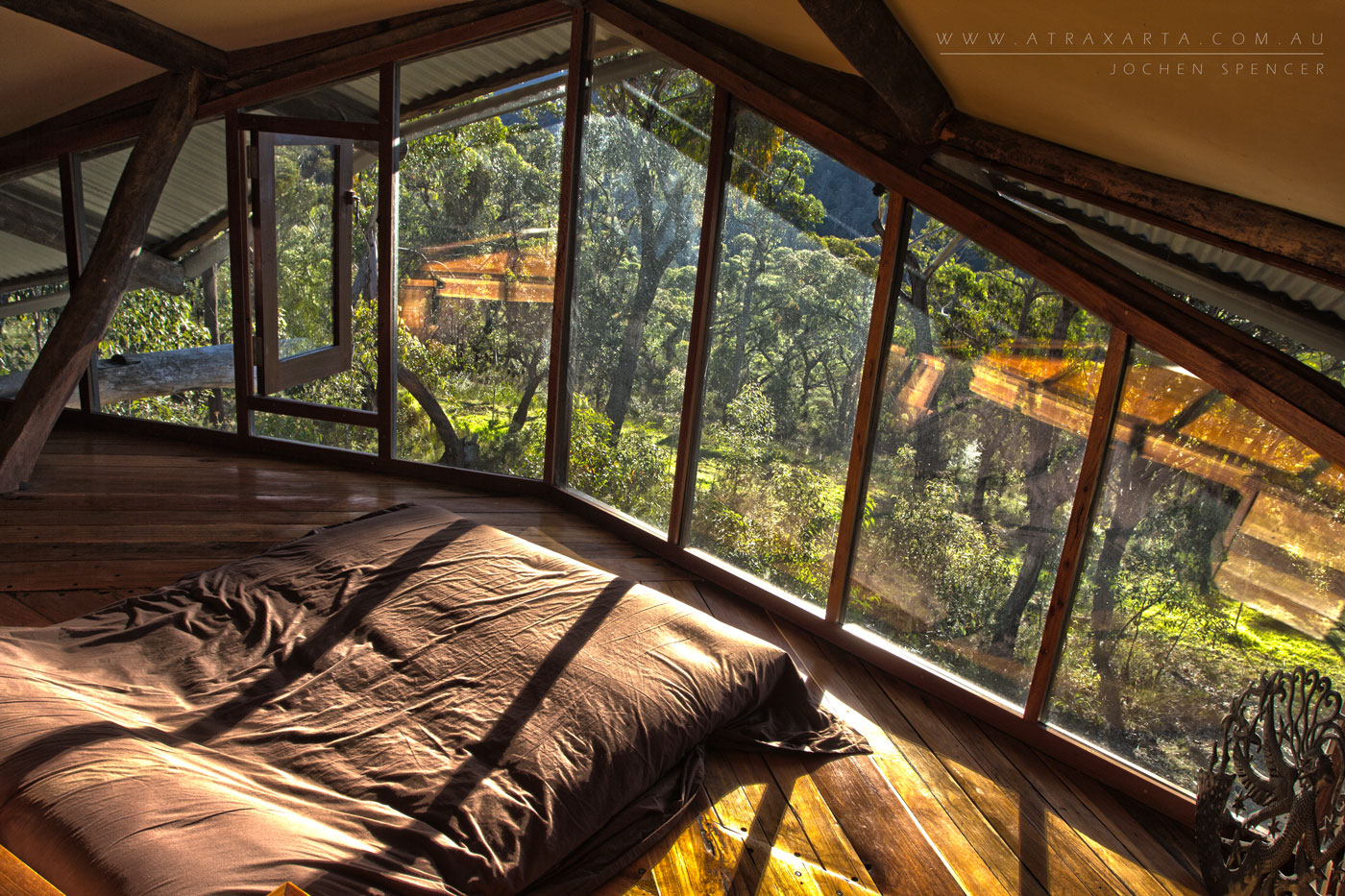 Australian landscape and travel photography fine art for Log cabins victoria
